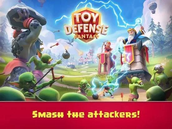 Toy Defense Fantasy Creeps TD iOS