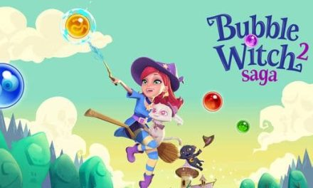 Bubble Witch 2 Saga iOS