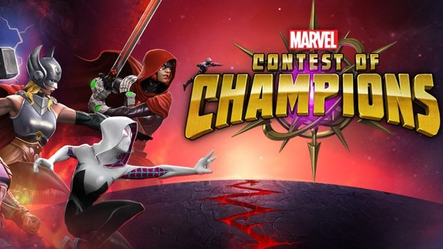 MARVEL Contest of Champions iOS
