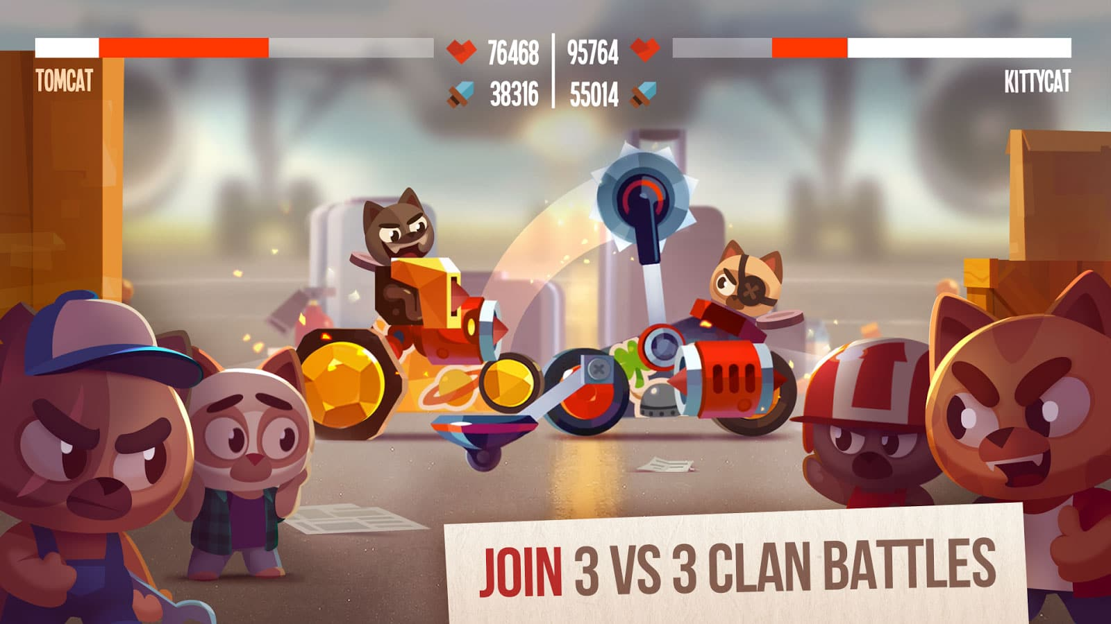 CATS Crash Arena Turbo Stars Android