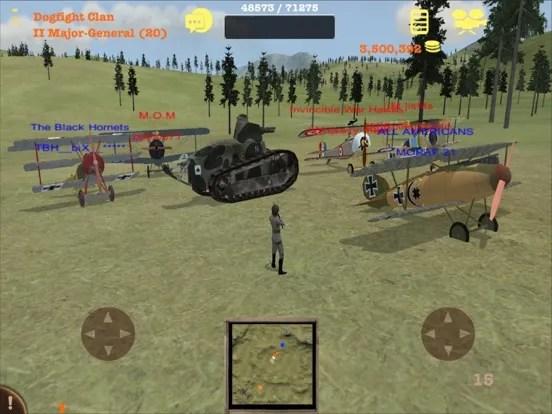 Dogfight Elite iOS