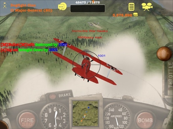 Dogfight Elite iOS