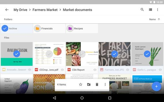 Google Drive Android