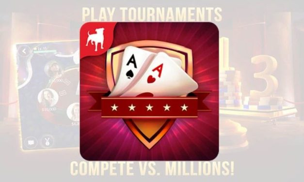 Zynga Poker – Texas Holdem iOS