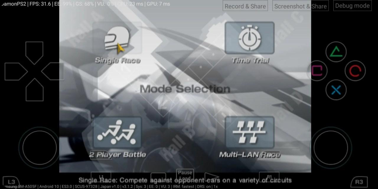 Download Gran Turismo 4 Android