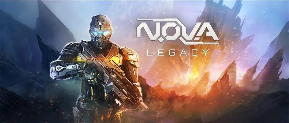 N.O.V.A. Legacy iOS