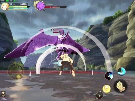 Naruto Slugfest iOS