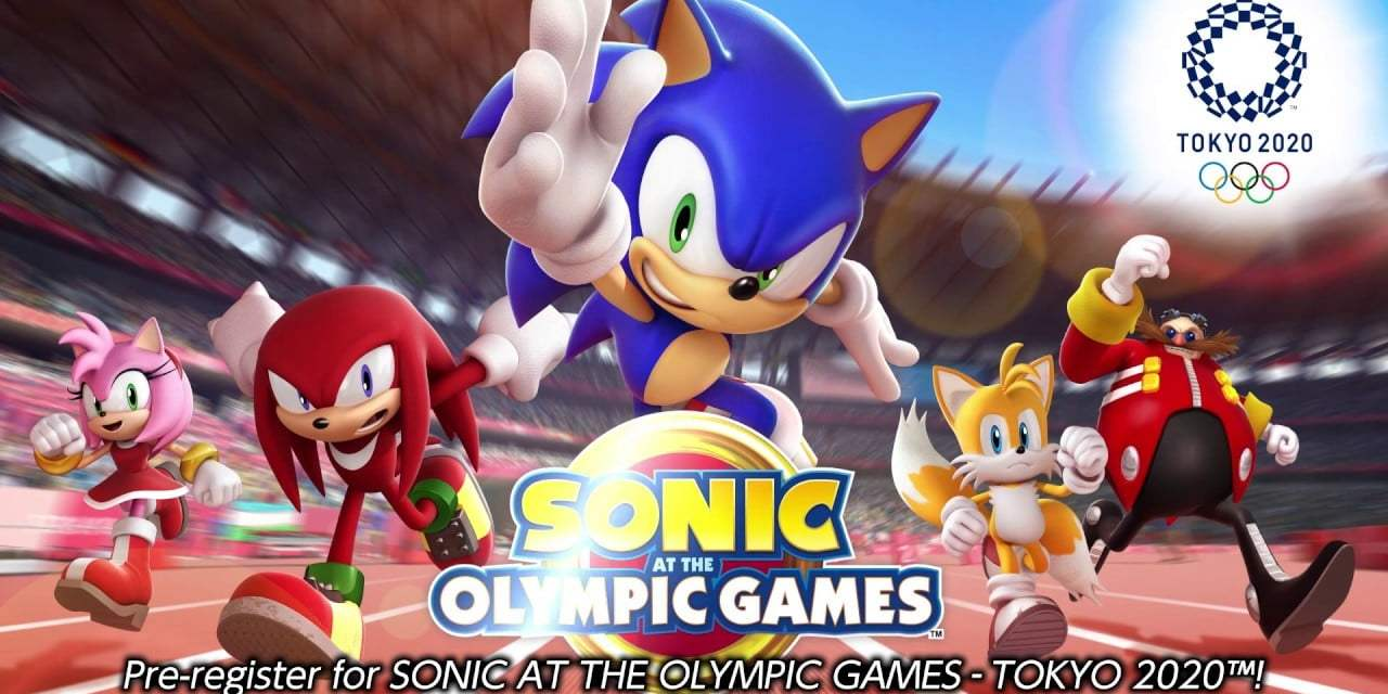 SONIC AT THE OLYMPIC GAMES – TOKYO2020 iOS