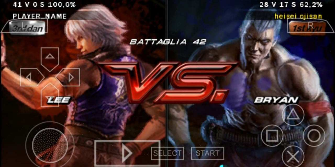 Tekken 6 Android Ios Download Ppsspp On Null48