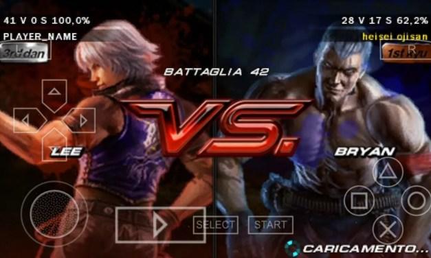 Tekken 6 Android & iOS