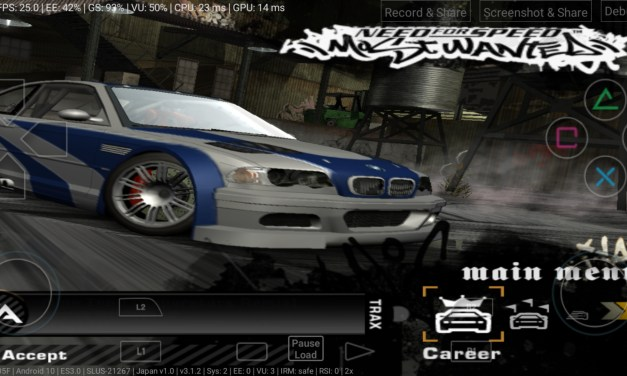 Need For Speed Most Wanted Android Download