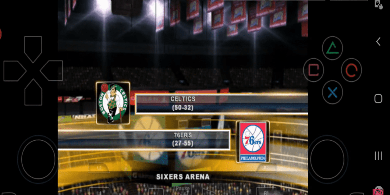 Download NBA 2K11 Ps2 For Android On DamonPs2