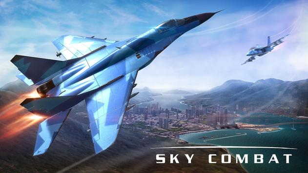 Sky Combat: war planes online simulator PVP (Early Access) For Android