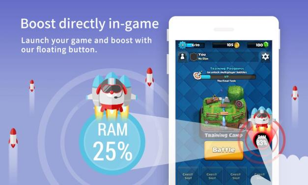 Dr. Booster – Boost Game Speed Android