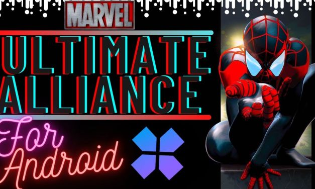 Marvel Ultimate Alliance Android Game Download