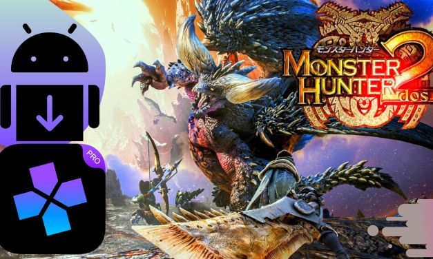 Download Monster Hunter 2 For Android Damon PS2