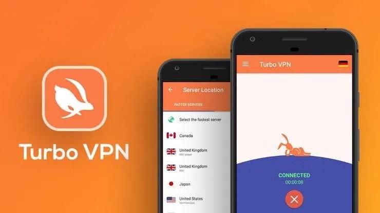 Turbo VPN- Free VPN Proxy Server & Secure Service – Android