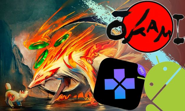 Okami Game For Android Using Ps2 Emulator – Damon PS2 PRO
