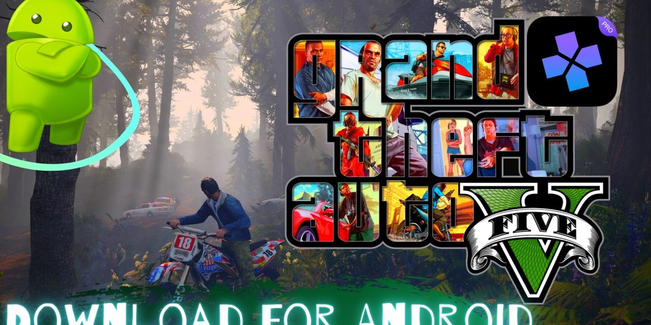Download GTA V On Android