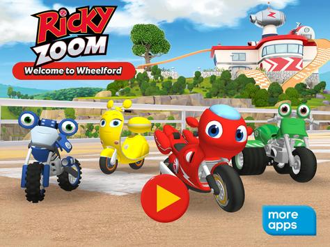 Ricky Zoom™: Welcome to Wheelford Android