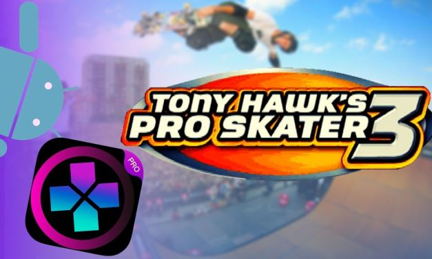 Tony Hawk's Pro Skater 3 Game For Android Free Download