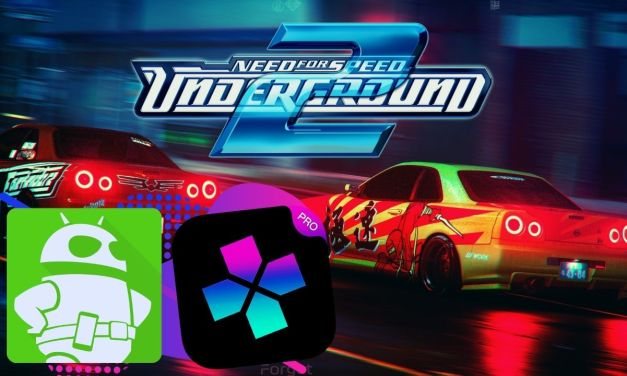 Need for Speed: Underground 2 For Android Ps2 Version