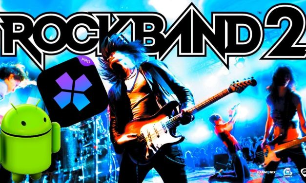 Rock Band 2 Ps2 Emulator – Damon Ps2 PRO For Android Download
