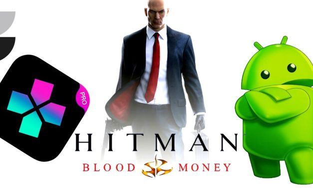 Hitman Blood Money Game For Android – Damon  Ps2 PRO