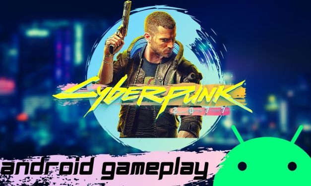 Download Cyberpunk 2077 Android APK + OBB