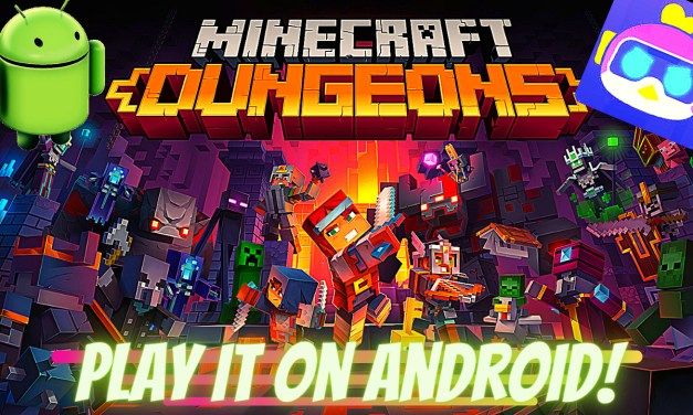 Download Minecraft Dungeons Android APK Free