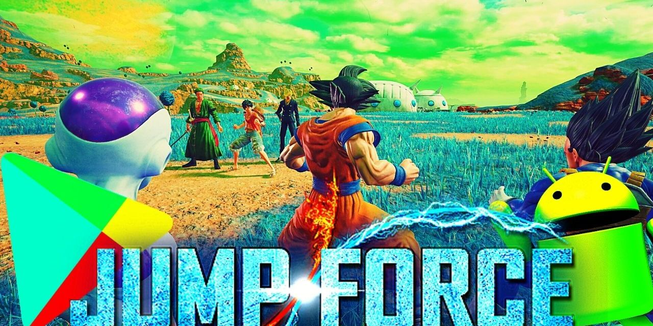 Download Jump Force Android APK OBB