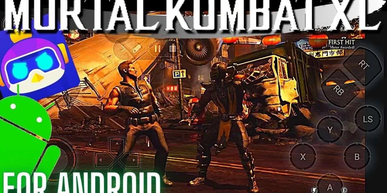 Mortal Kombat XL Android Game Download