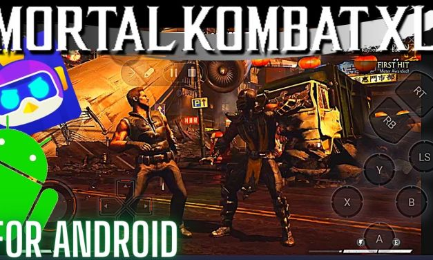 Mortal Kombat XL Android Game Download