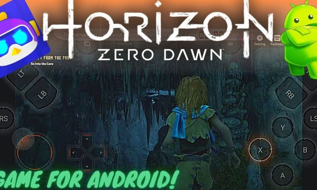 Horizon Zero Dawn Android APK Download