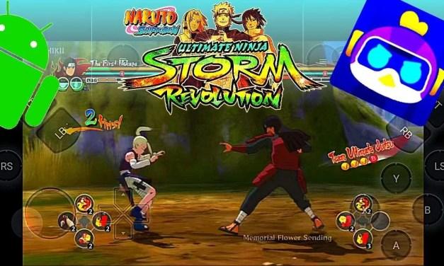 Naruto Shippuden Ultimate Ninja Storm Revolution APK Download