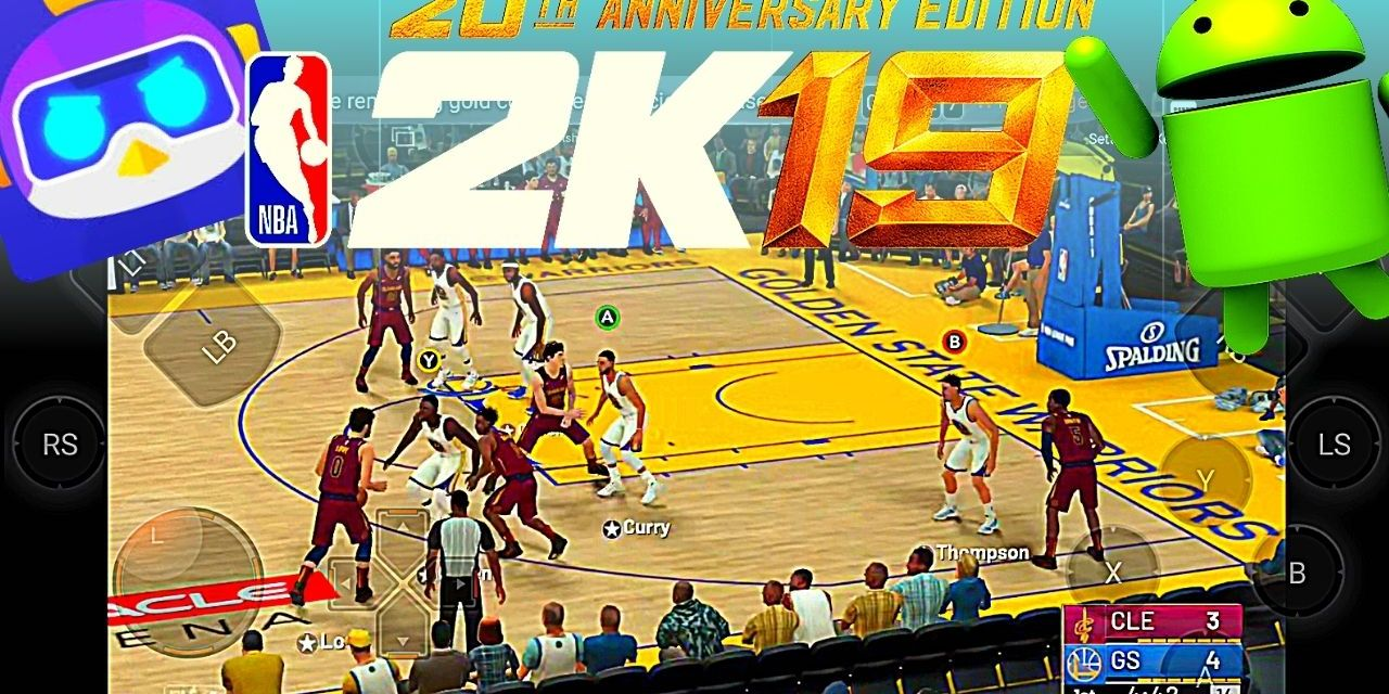 NBA 2k19 20TH Anniversary Edition Android APK Download