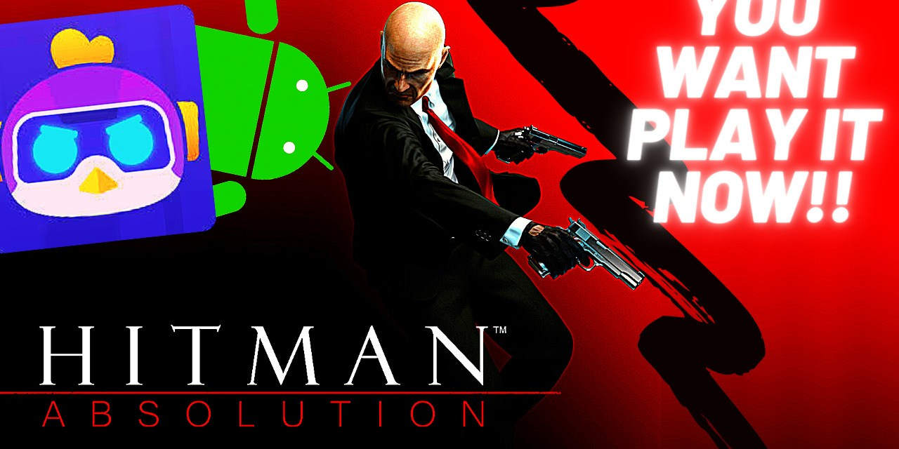 Download Hitman Absolution Android Apk Obb