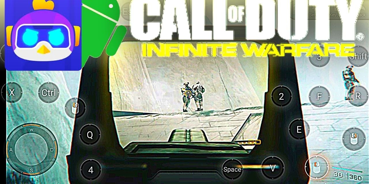 Call Of Duty Infinite Warfare Android APK OBB Download