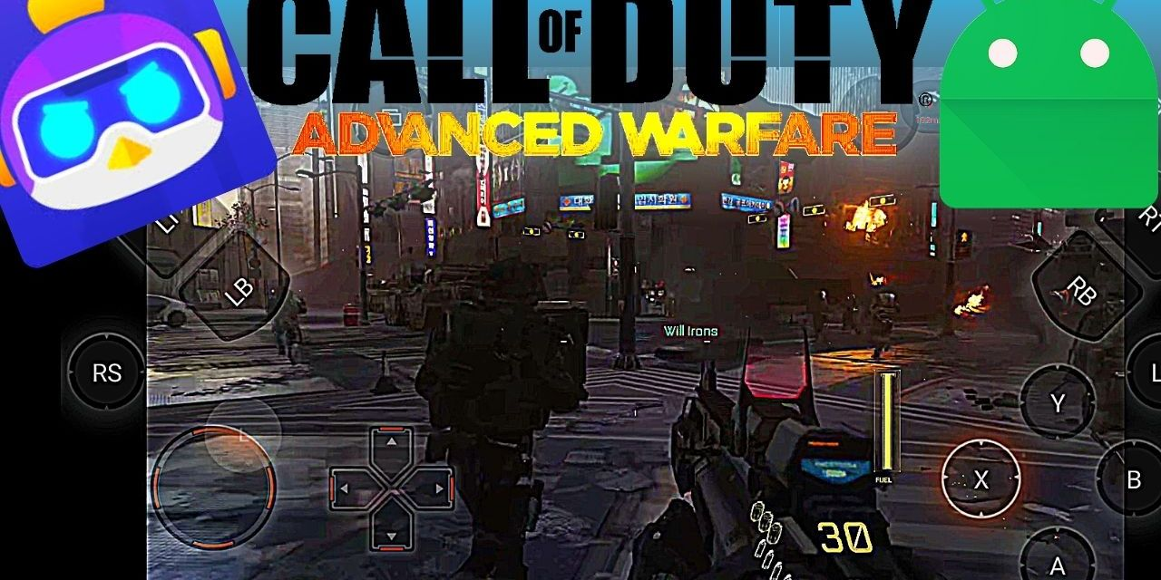 Call Of Duty Advanced Warfare Android Free Download