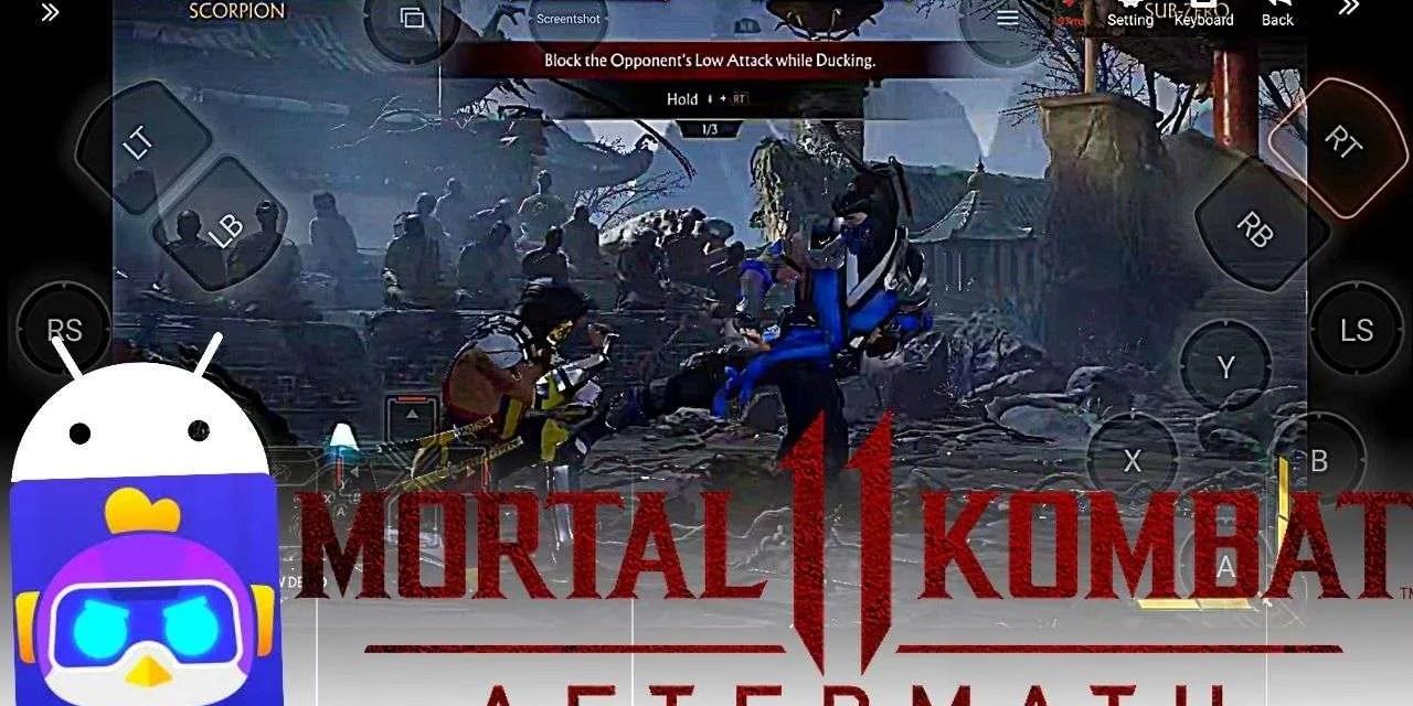 Mortal Kombat 11 Aftermath Android APK Free Download