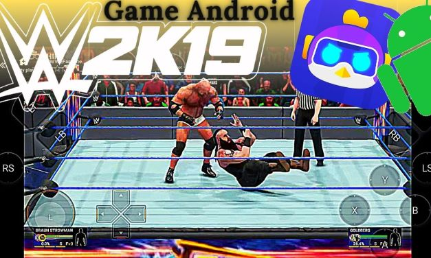WWE 2K19 APK Download For Android Mobile Free – Chikii