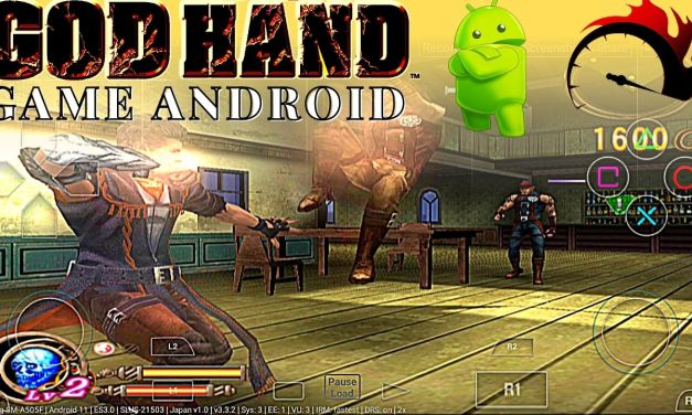 Download Game God Hand Android APK + DATA