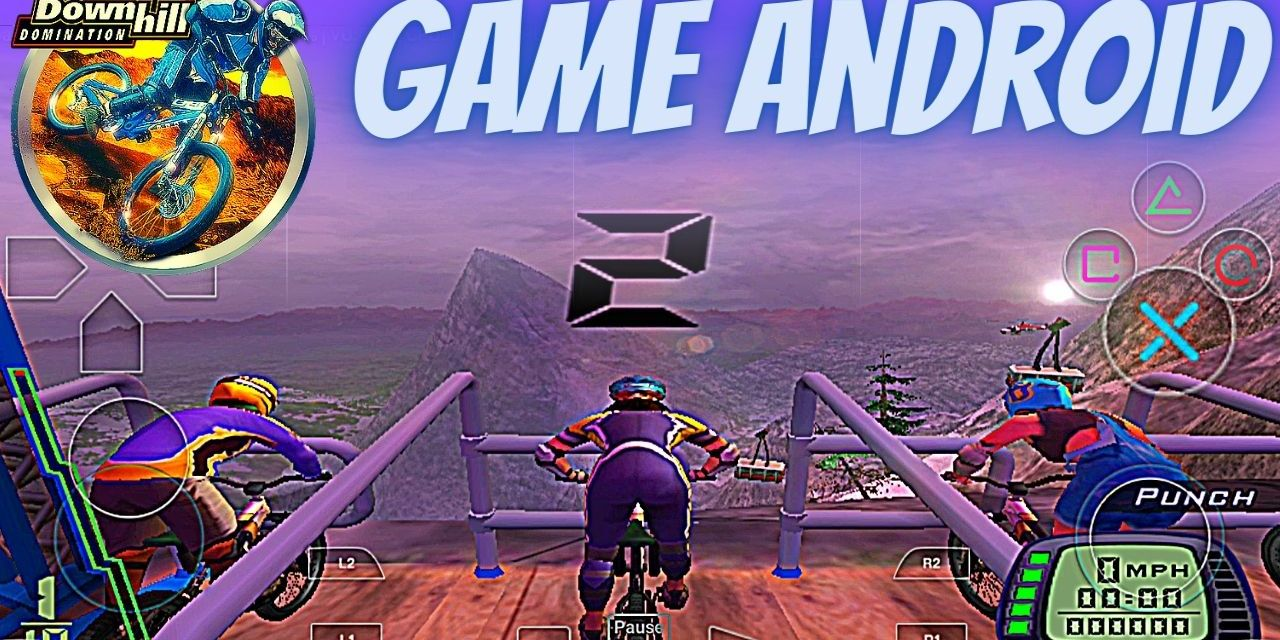 Downhill Domination For Android APK Download – Damon Ps2 Pro