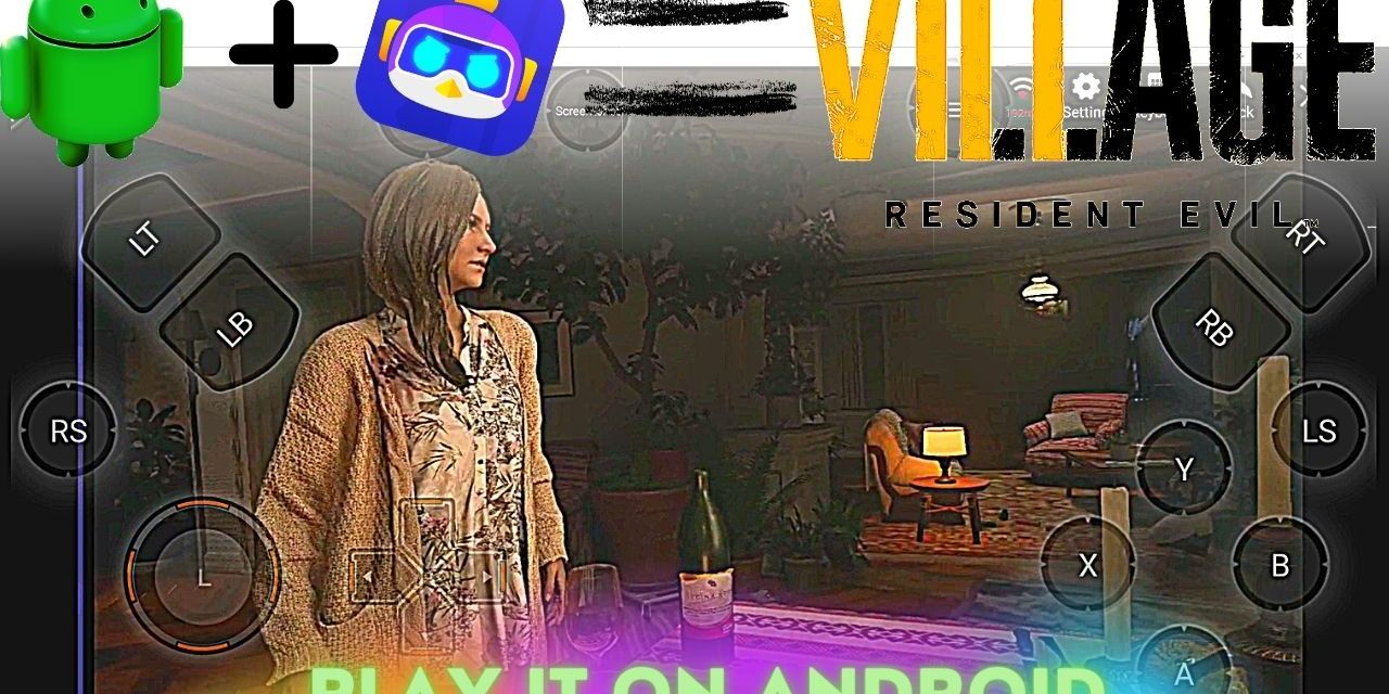 Resident Evil Village APK Download For Android – Chikii App