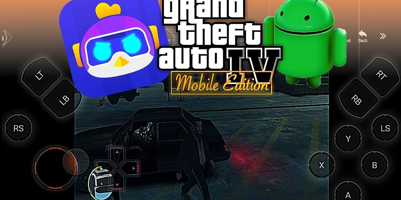 Grand Theft Auto IV APK OBB Download For Android