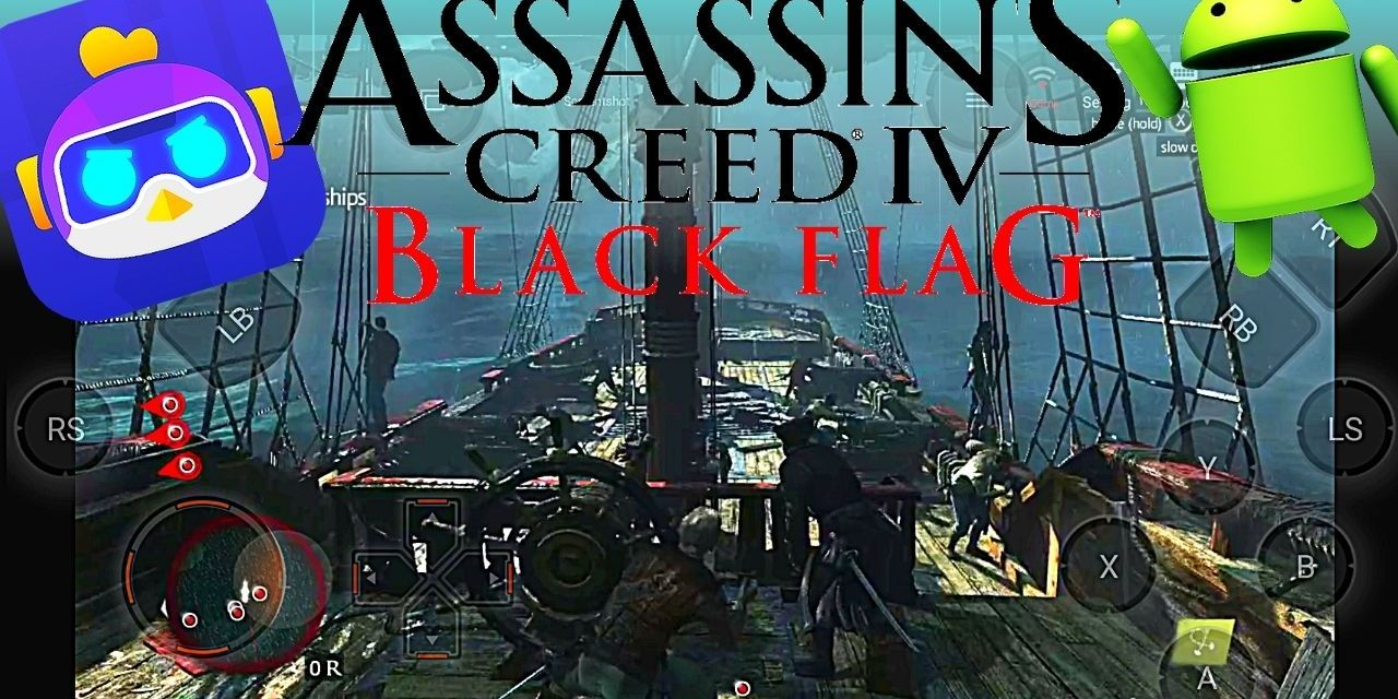 Assassin's Creed Black Flag APK + OBB Android Download – Chikii App