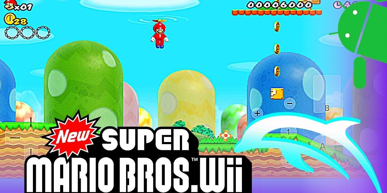 New Super Mario Bros WII APK Download For Android