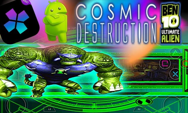 Ben 10 Ultimate Alien Cosmic Destruction Ps2 Download ANDROID – Damon Ps2 Pro