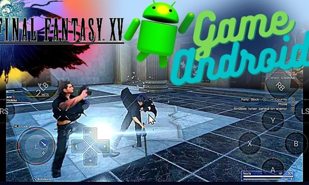 Final Fantasy XV APK OBB Android Download – Chikii App