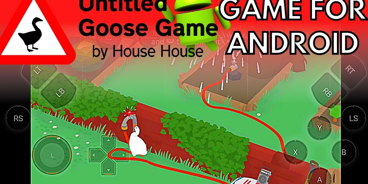 Untitled Goose Game APK OBB Download For Android – Chikii